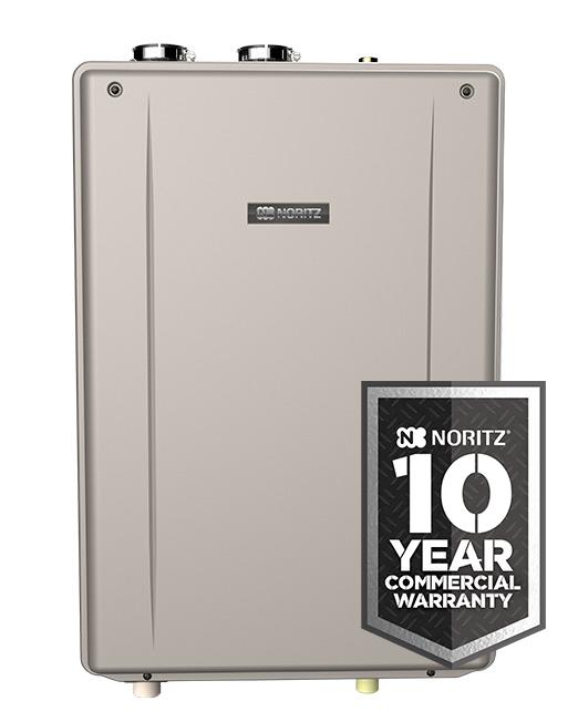 Noritz_Commercial_Tankless_Water Heater-J2plumbing_Decatur_GA