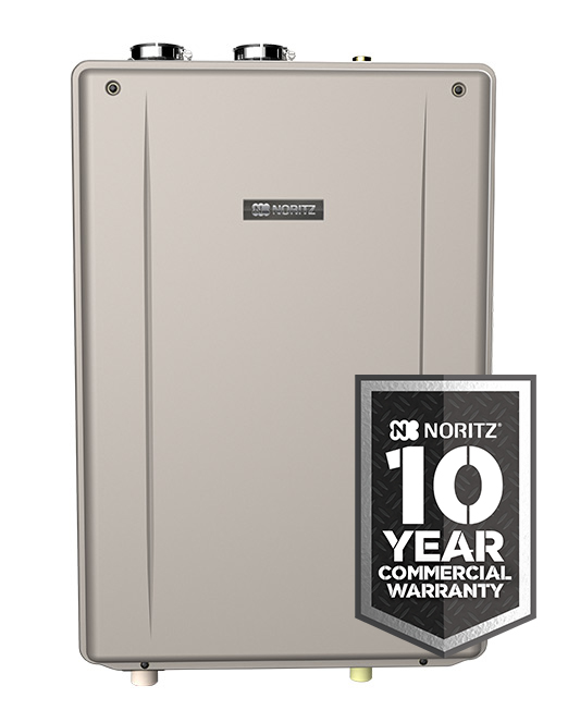 Noritz_Commercial_Tankless_Water Heater-J2plumbing_Decatur_GA