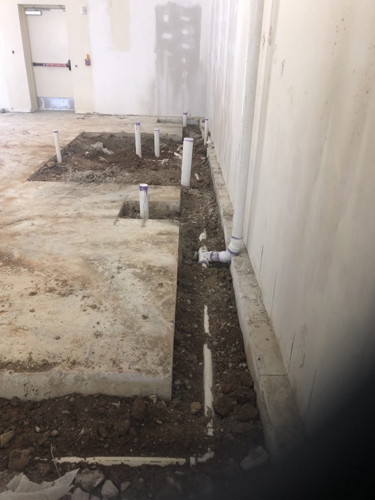 Old Navy Plumbing Construction - J2plumbing